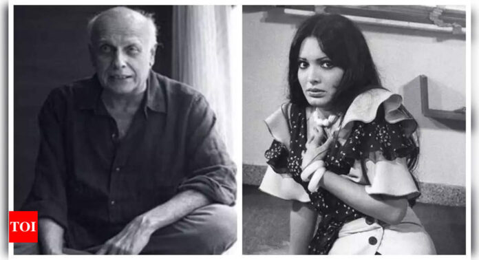 Throwback Tuesday! When Mahesh Bhatt recalled seeing ladylove Parveen Babi sitting at her home with a kitchen knife | Hindi Movie News